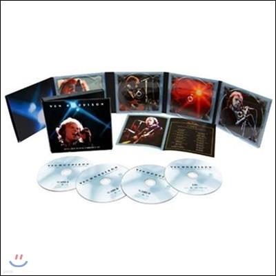 Van Morrison (밴 모리슨) - ..It's Too Late to Stop Now… Volume II, III, IV (1973년 여름 LA & 런던 투어) [3CD+DVD Edition]