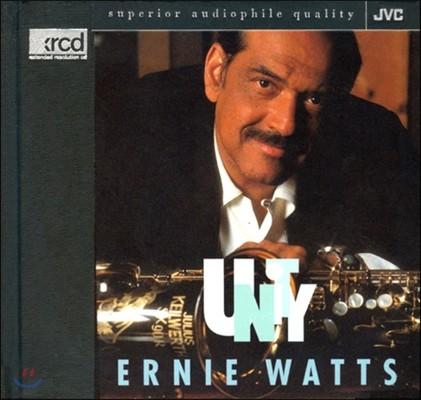Ernie Watts (어니 왓츠) - Unity [XRCD]