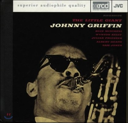 Johnny Griffin (조니 그리핀) - The Little Giant [XRCD]