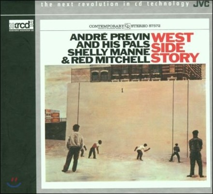 Andre Previn and His Pals (앙드레 프레빈과 그의 친구들) - West Side Story (웨스트 사이드 스토리) [XRCD]