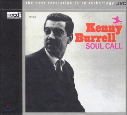 Kenny Burrell (케니 버렐) - Soul Call [XRCD]