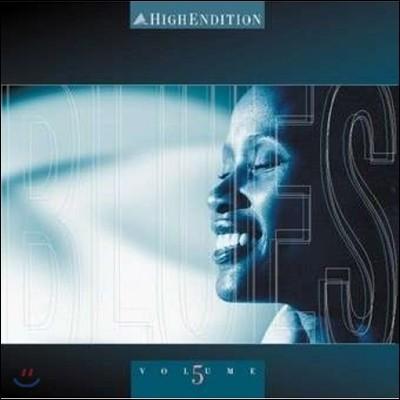 High End Edition Vol.5 - Blues Sampler (하이 엔드 에디션 5집 - 블루스 샘플러) [Gold CD]