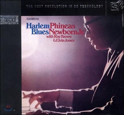 Phineas Newborn Jr. (피니어스 뉴본 주니어) - Harlem Blues (할렘 블루스) [XRCD]