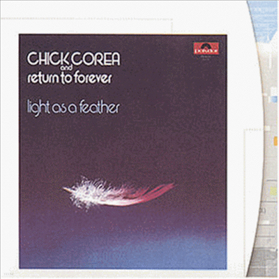 Chick Corea & Return To Forever - Light as a Feather (Expanded)(Remastered) (2CD)