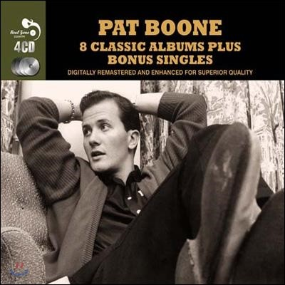 Pat Boone (팻 분) - 8 Classic Albums