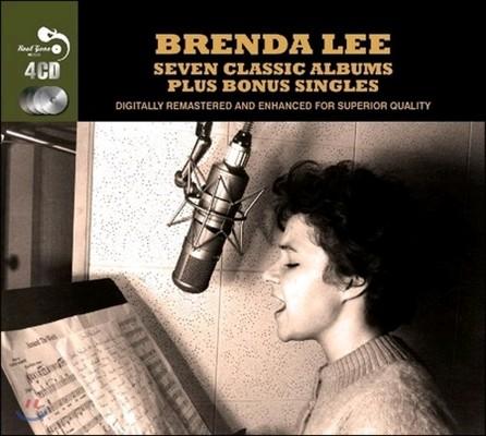 Brenda Lee (브렌다 리) - 7 Classic Albums Plus Bonus Singles