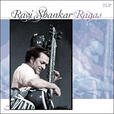 Ravi Shankar (라비 샹카) - Ragas (라가스) [2LP]