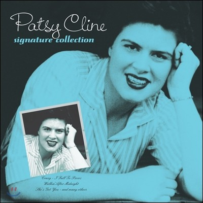 Patsy Cline (팻시 클라인) - Signature Collection [LP]