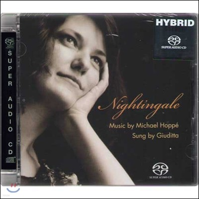 Giuditta Scorcelletti / Michael Hoppe (주디타 스코르첼레티, 마이클 호페) - Nightingale (나이팅게일) [SACD]