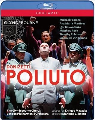 Enrique Mazzola / Michael Fabiano 도니제티: 오페라 '폴리우토' (Donizetti:Poliuto)