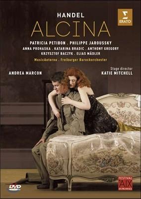 Philippe Jaroussky / Patricia Petibon 헨델: 오페라 '알치나' (Handel: Alcina) 필립 자루스키, 파트리샤 프티봉