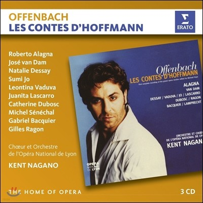 Kent Nagano / Roberto Alagna / Jose van Dam 오펜바흐: 호프만의 이야기 (Offenbach: Les Contes d'Hoffmann)