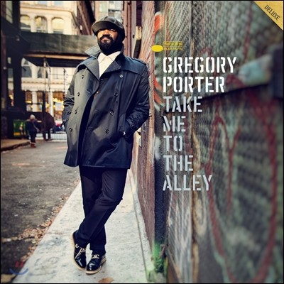Gregory Porter (그레고리 포터) 2집 - Take Me To The Alley [CD+DVD 디럭스 버전]