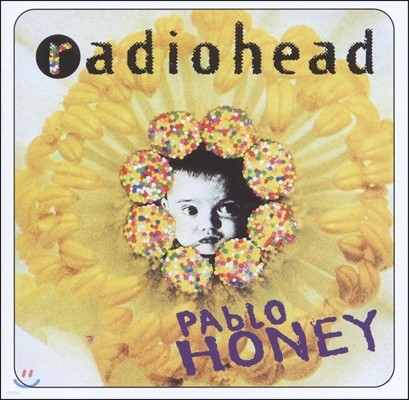 Radiohead (라디오헤드) - Pablo Honey [LP]