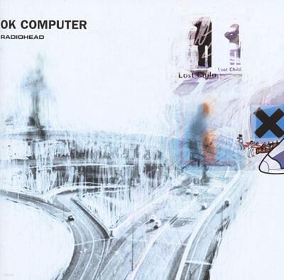 Radiohead (라디오헤드) - OK Computer [2LP]