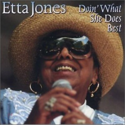Etta Jones - Doin' What She Does Best