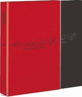 에반게리온:서(序)SE 한정판 + 에반게리온:서 OST (2디스크+CD)