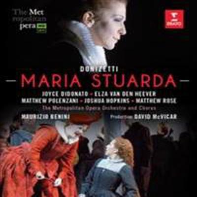 도니제티: 오페라 '마리아 스투아르다' (Donizetti: Opera 'Maria Stuarda') (한글무자막)(Blu-ray)(2014) - Maurizio Benini