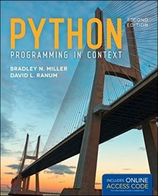 Python Programming in Context, 2/E