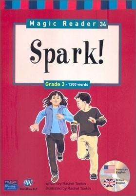 Magic Reader 34 Spark!