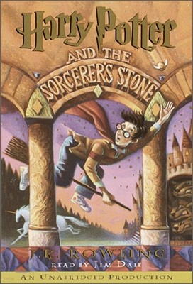 Harry Potter and the Sorcerer's Stone : Audio Cassette 1