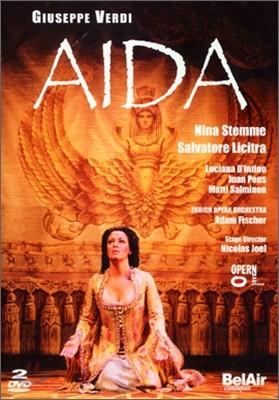 Adam Fischer / Zurich Opera Orchestra 베르디: 아이다 (Verdi: Aida)