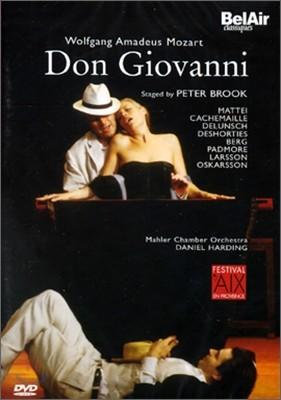 모차르트 : 돈 지오반니