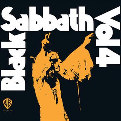 Black Sabbath - Vol. 4 (Remastered)(Digipack)