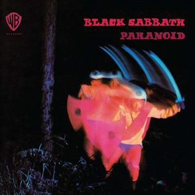 Black Sabbath - Paranoid (Remastered)(Digipack)