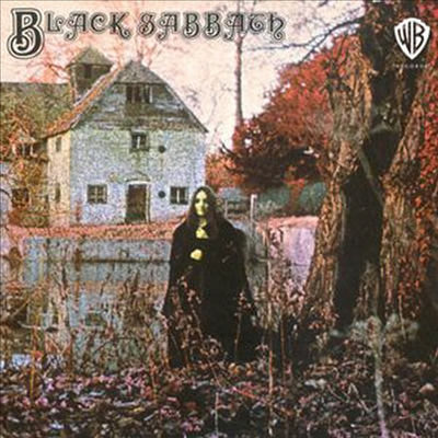 Black Sabbath - Black Sabbath (Remastered)(Digipack)