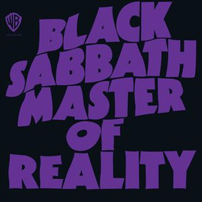 Black Sabbath - Master Of Reality (Remastered)(Digipack)