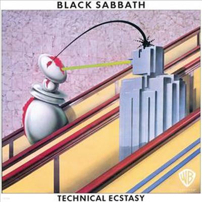 Black Sabbath - Technical Ecstasy (Remastered)(Digipack)