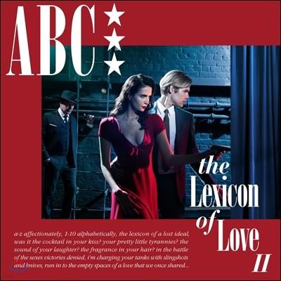 ABC (에이비씨) - The Lexicon Of Love II [LP]