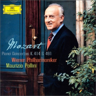 모차르트 : 피아노 협주곡 K.414 & 491 - 마우리치오 폴리니