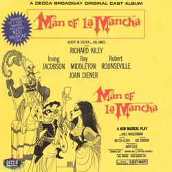 Man Of La Mancha (뮤지컬 맨 오브 라 만차 Original Cast Album) OST