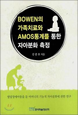 BOWEN의 가족치료와 AMOS통계를 통한 자아분화 측정