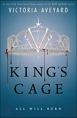 Red Queen Series #3 : King's Cage