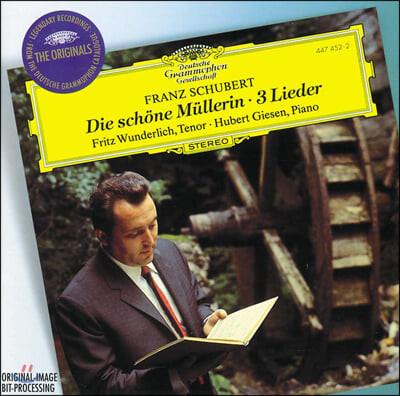 Hubert Giesen 슈베르트: 아름다운 물방앗간의 아가씨 (Schubert: Die schone Mullerin)