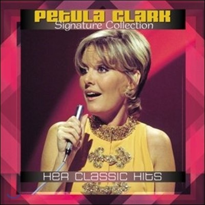 Petula Clark (페툴라 클락) - Her Classic Hits - Signature Collection [LP]