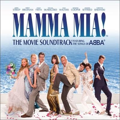 맘마 미아! 1 영화음악 (Mamma Mia! The Movie Soundtrack OST)