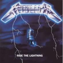 Metallica - Ride The Lightning (33 1/3 RPM) (Reissue)