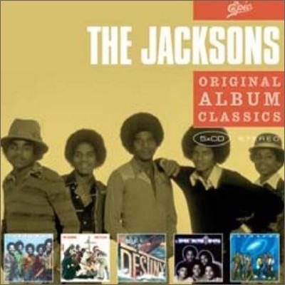 The Jacksons - Original Album Classics (The Jacksons + Goin' Places + Destiny + Triumph + Victory)