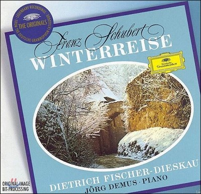Dietrich Fischer-Dieskau / Jorg Demus 슈베르트 : 겨울 나그네 (Schubert : Winterreise D.911) - 피셔-디스카우