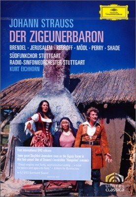 Kurt Eichhorn 요한 슈트라우스: 집시 남작 (Strauss, J, II: Der Zigeunerbaron) [DVD]