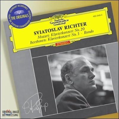 Sviatoslav Richter 베토벤 : 피아노 협주곡 3번 (Beethoven : Piano Concerto No.3ㆍRondo / Mozart : Piano Concerto No.20) 리히터