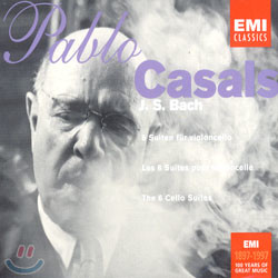Bach : Cello Suites : Casals