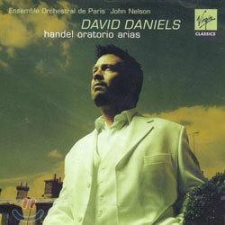 Handel : Oratorio Arias : David DanielsㆍEnsemble Orchestral De ParisㆍJohn Nelson