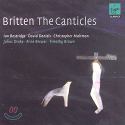 Britten : The Canticles : BostridgeㆍDanielsㆍMaltmanㆍDrake