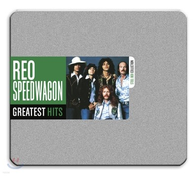 REO Speedwagon - Greatest Hits Editions (The Steel Box Collection)