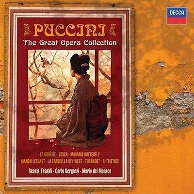 푸치니 위대한 오페라 컬렉션 (한정반)